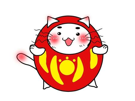 Daruman cat