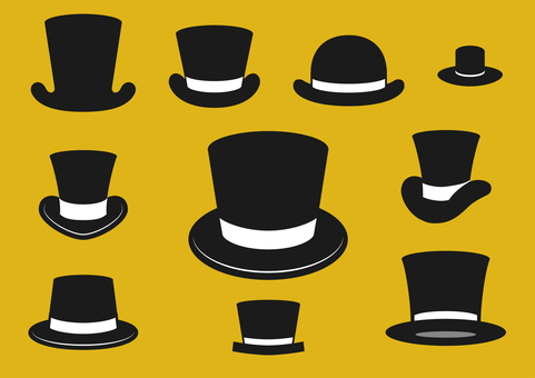 Top hat _ hat material