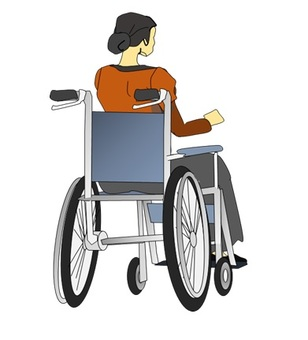 Women in wheelchair 2019.2