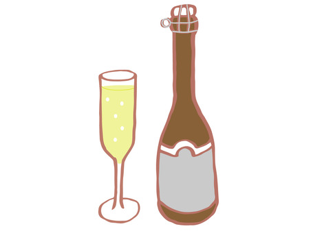 Alcohol · Champagne · Sparkling wine
