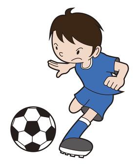 Soccer boy 001