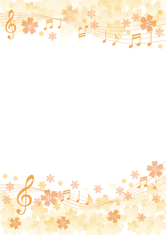 Cherry blossom note 4