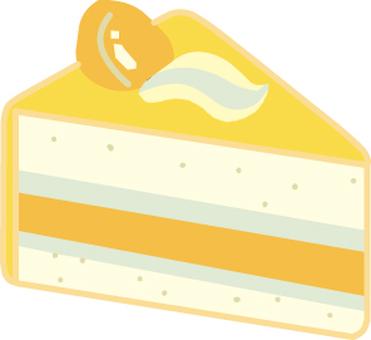 마론 케이크