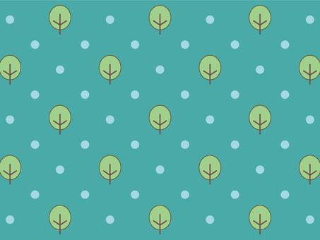 【色板材質】樹形圖案/背景