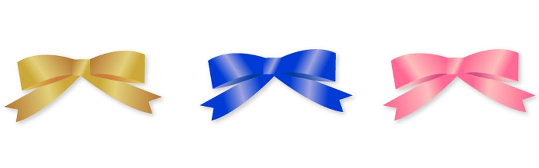 Ribbon 3 colors