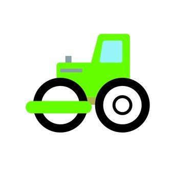 Load roller -
