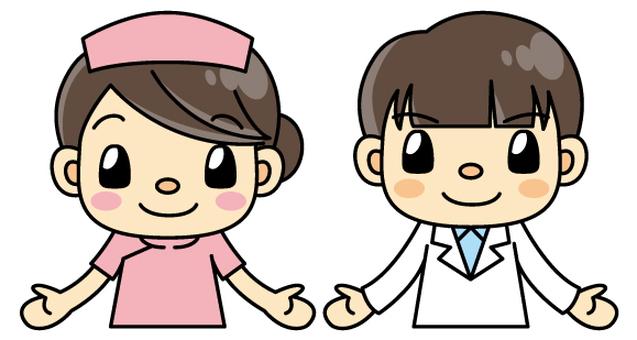 Job category Series ★ Doctors and nurses