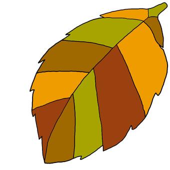 Fallen leaves 3-3