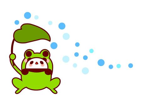 Frog solder