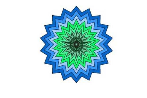 幾何圖案4