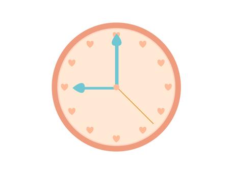 귀여운 시계