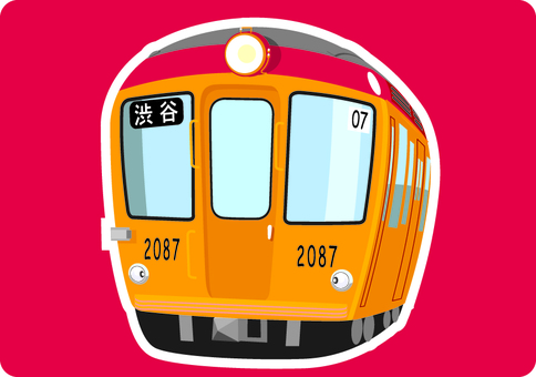 Subway Ginza line