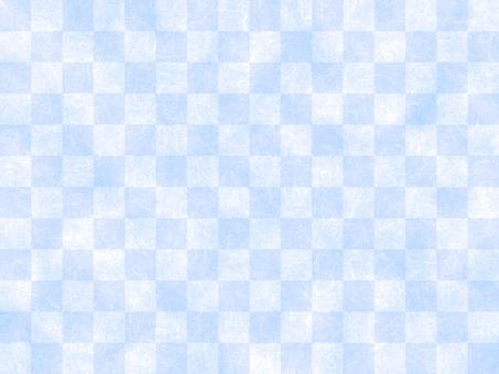 Japanese paper blue