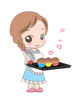 Cooking sweets