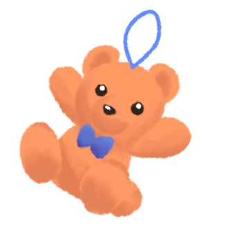 Bear strap
