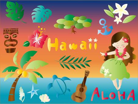 Hawaii set ver 02