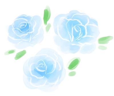 Rose (light blue)