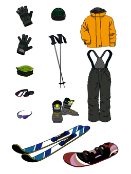 스키 · 스노 보드 세트
