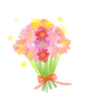 Watercolor bouquet