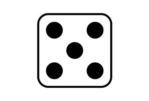 Eye of the dice