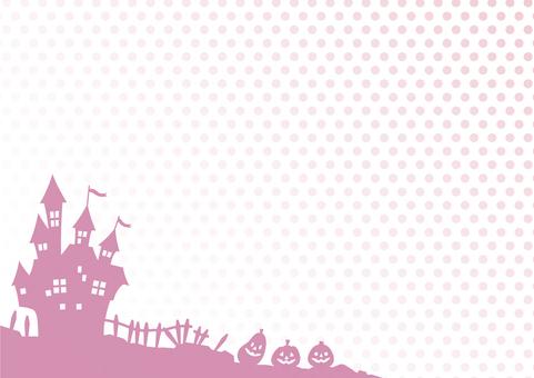 ハロウィン背景壁紙02