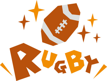 RUGBY ☆ Rugby ☆ English pop logo