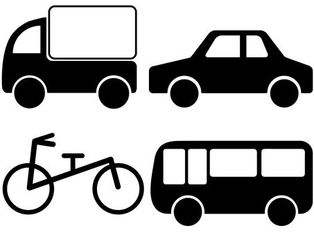 Vehicle set (silhouette)