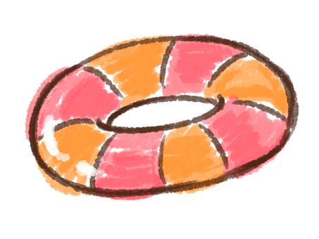 Crayon series [floating wheel]
