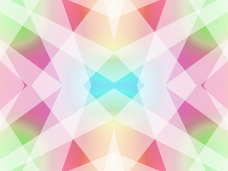 Geometric pattern wallpaper colorful background material illustration