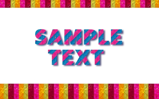 Card material * Lameline