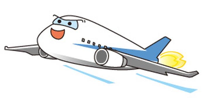캐릭터 비행기