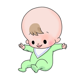 A baby boy