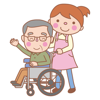 Wheelchair (grandfather)