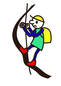 Climber Man 3