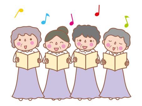 Chorus (senior circle)