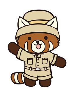 Explorator (Lesser Panda)
