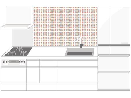 廚房_瓷磚