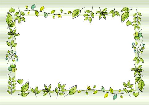 Leaf's natural frame part 4