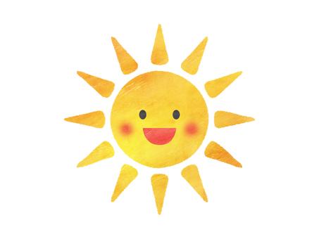 미소의 태양