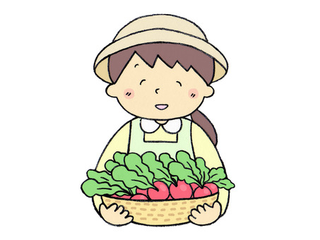 園藝(收穫)