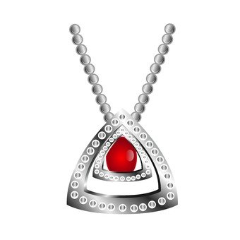 Ruby's Necklace