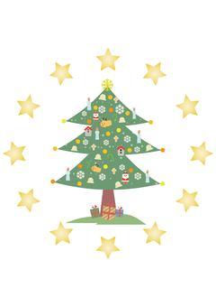 クリスマスツリー01_09