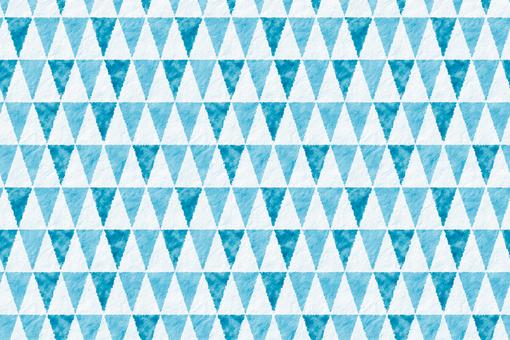 Light blue pattern material
