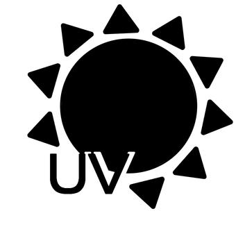 UV와 태양