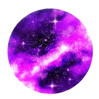 Space item purple
