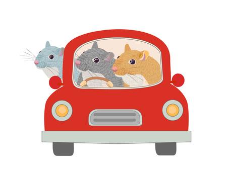 Rat drive