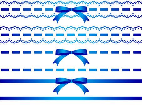 Various ribbon lines 3