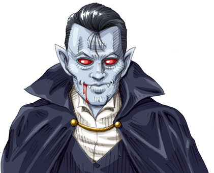 Horror vampire