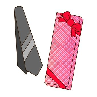 Tie gift