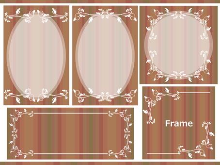 Border frame 07